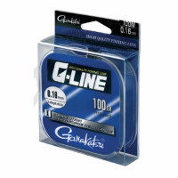 Леска Gamakatsu G-Line Competition 0,22mm Blister Pack 100m